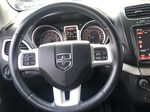 Gray[Granite Crystal Metallic] 2015 Dodge Journey R/T Strng Wheel: Frm Rear in Canmore AB