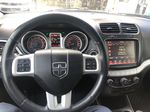 Gray[Granite Crystal Metallic] 2015 Dodge Journey R/T Steering Wheel and Dash Photo in Canmore AB