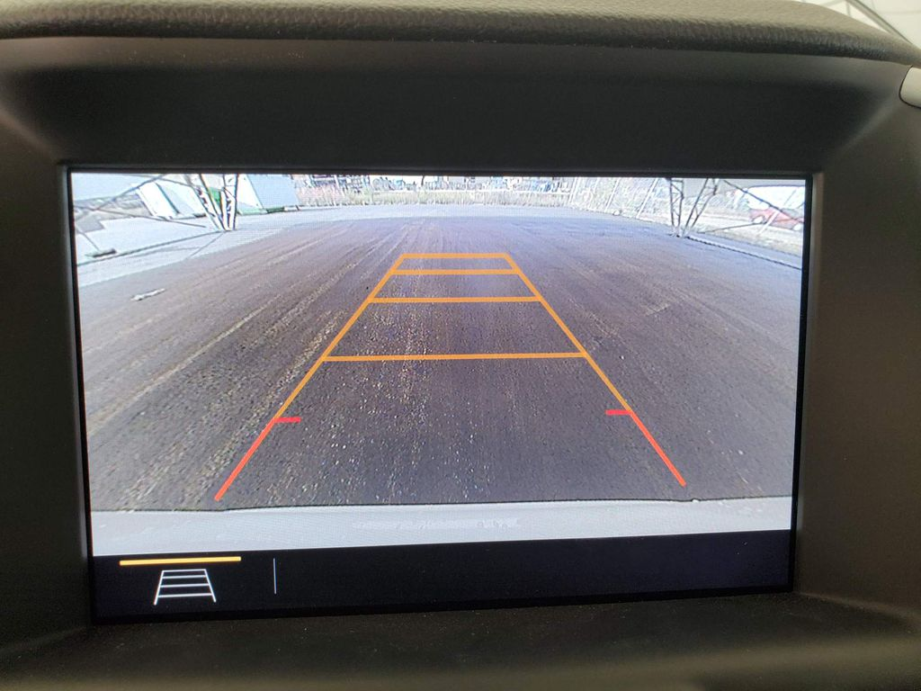 White 2020 GMC Terrain Left Side Rear Seat  Photo in Airdrie AB