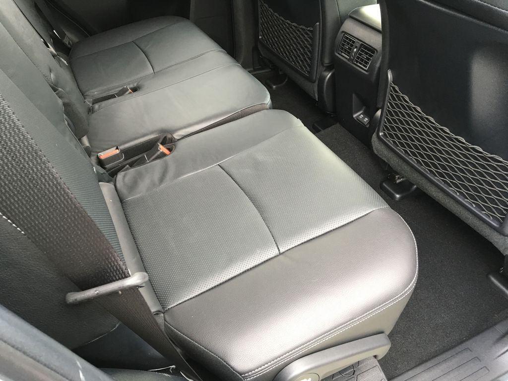 Silver[Classic Silver Metallic] 2021 Toyota 4Runner Limited Left Side Rear Seat  Photo in Kelowna BC