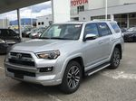 Silver[Classic Silver Metallic] 2021 Toyota 4Runner Limited Left Front Corner Photo in Kelowna BC