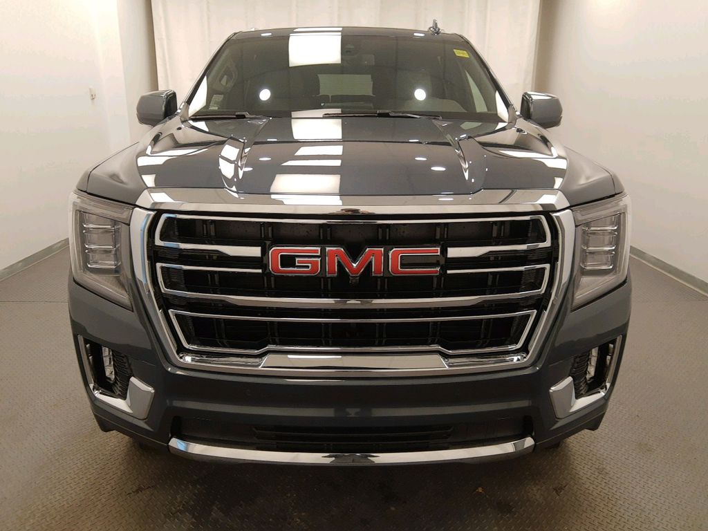 Blue 2021 GMC Yukon Driver's Side Door Controls Photo in Lethbridge AB