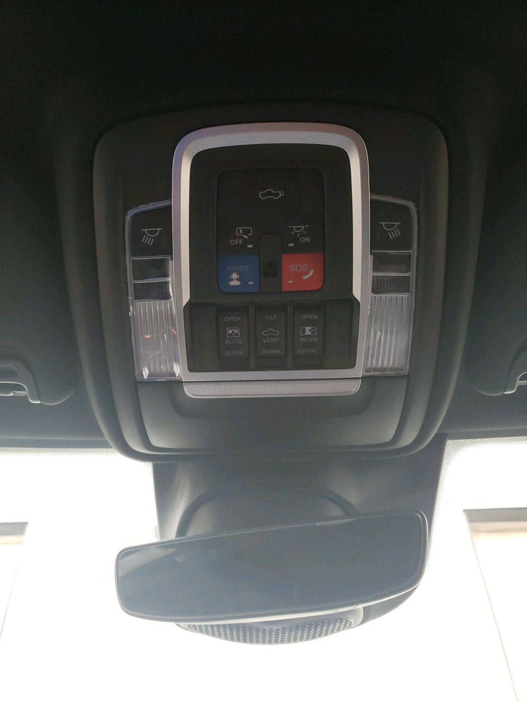 Steel 2020 Ram 2500 Center Console Photo in Fort Macleod AB