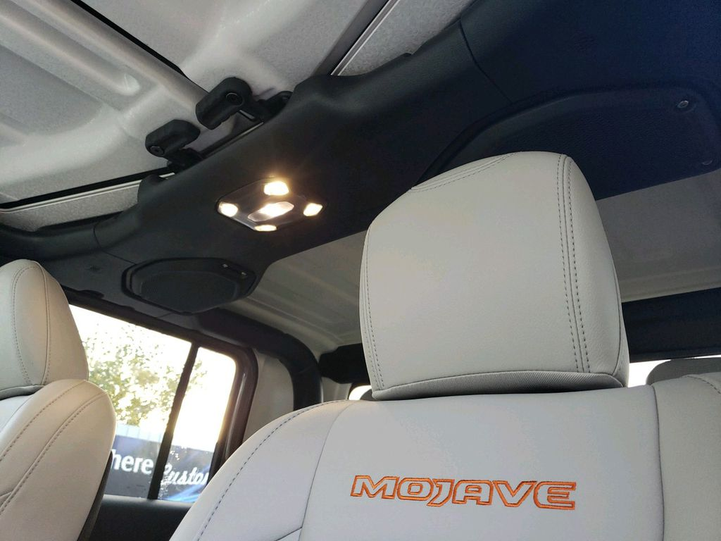 Grey 2021 Jeep Gladiator Trim Specific Photo in Fort Macleod AB