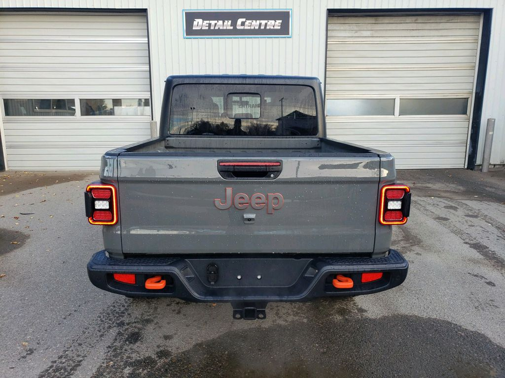 Grey 2021 Jeep Gladiator  Driver's Side Door Controls Photo in Fort Macleod AB
