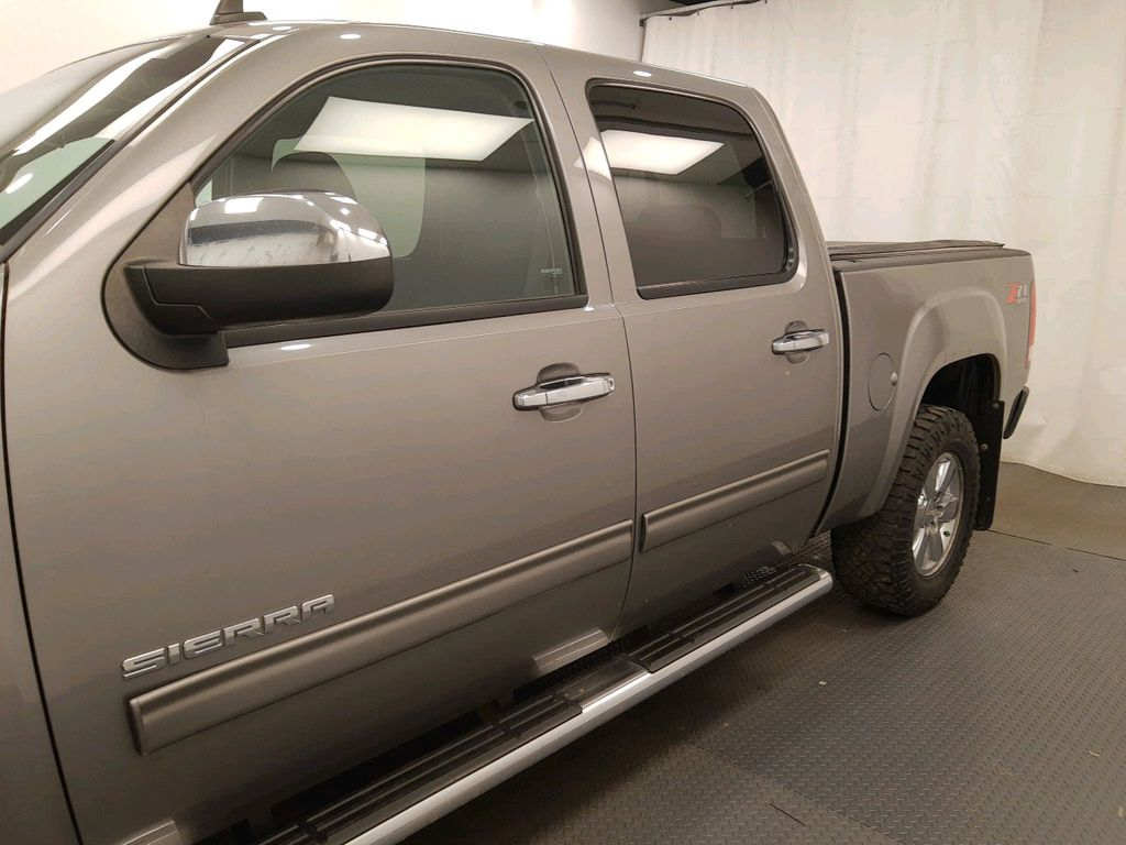 Grey 2013 GMC Sierra 1500 Front Vehicle Photo in Lethbridge AB