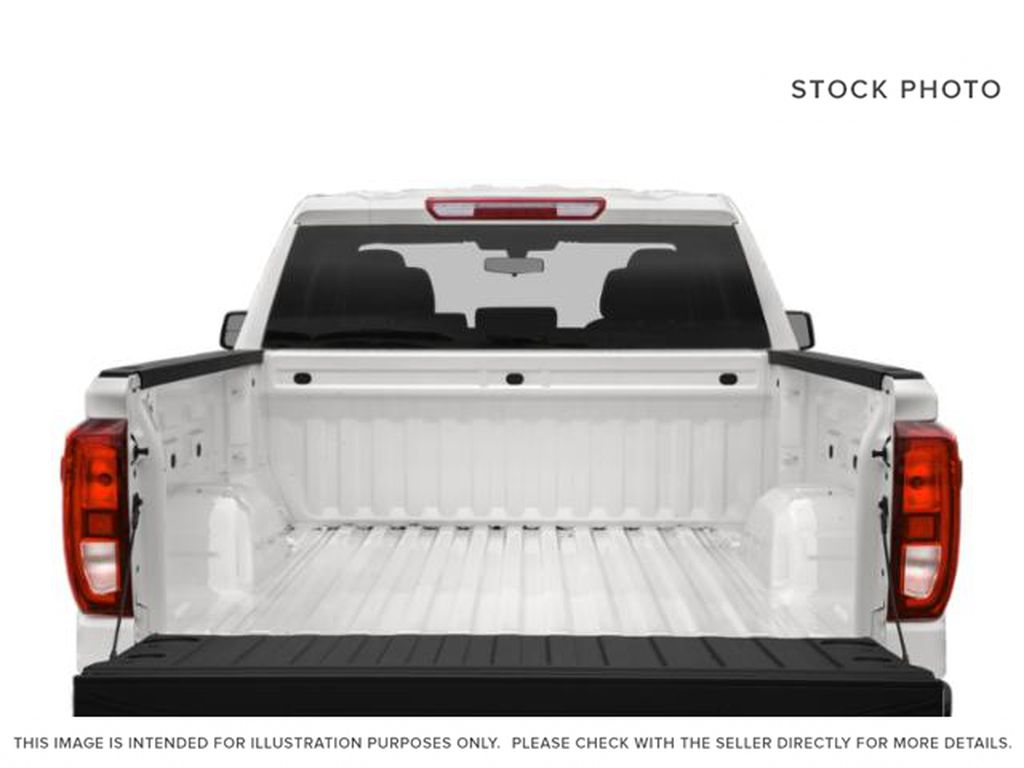 White[White Frost Tricoat] 2019 GMC Sierra 1500 Trunk / Cargo Area Photo in Fort Macleod AB