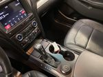 Black[Shadow Black] 2017 Ford Explorer Center Console Photo in Dartmouth NS