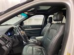 Black[Shadow Black] 2017 Ford Explorer Left Front Interior Photo in Dartmouth NS