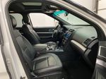 Black[Shadow Black] 2017 Ford Explorer Right Side Front Seat  Photo in Dartmouth NS