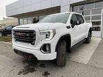 White[Summit White] 2021 GMC Sierra 1500 AT4 Left Front Head Light / Bumper and Grill in Calgary AB