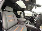 Black[Carbon Black Metallic] 2020 GMC Sierra 3500HD AT4 Right Side Front Seat  Photo in Calgary AB