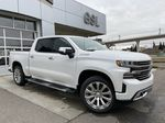 White[Iridescent Pearl Tricoat] 2021 Chevrolet Silverado 1500 High Country Primary Listing Photo in Calgary AB