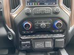 White[Iridescent Pearl Tricoat] 2021 Chevrolet Silverado 1500 High Country Central Dash Options Photo in Calgary AB