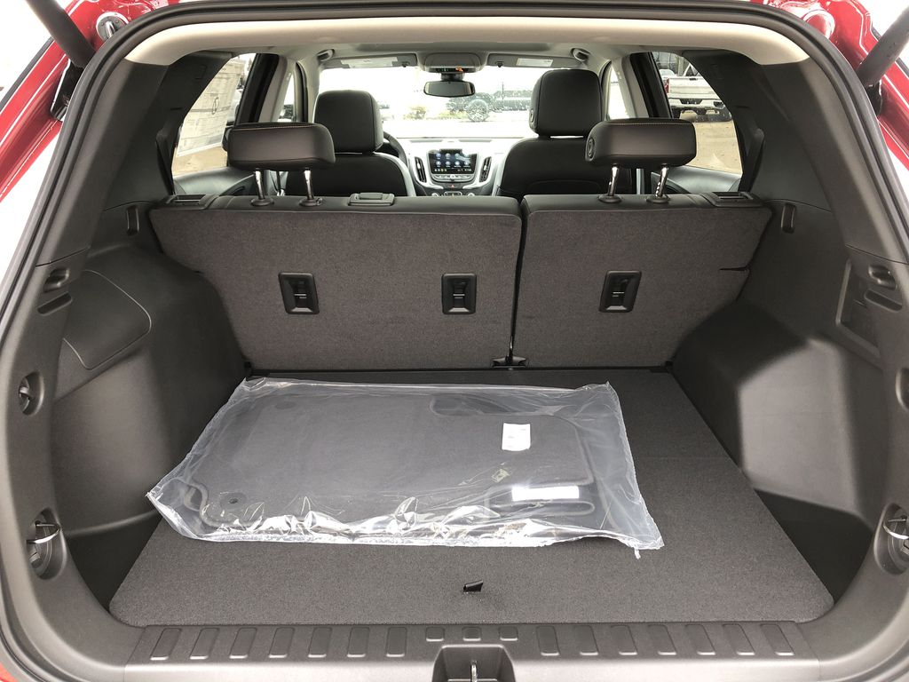 Red[Cajun Red Tintcoat] 2020 Chevrolet Equinox Trunk / Cargo Area Photo in Edmonton AB