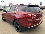 Red[Cajun Red Tintcoat] 2020 Chevrolet Equinox Left Rear Corner Photo in Edmonton AB