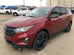 Red[Cajun Red Tintcoat] 2020 Chevrolet Equinox Left Front Corner Photo in Edmonton AB
