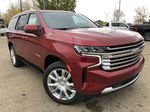 Red[Cherry Red Tintcoat] 2021 Chevrolet Tahoe Primary Listing Photo in Edmonton AB