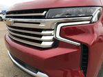 Red[Cherry Red Tintcoat] 2021 Chevrolet Tahoe Left Front Head Light / Bumper and Grill in Edmonton AB