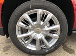 Red[Cherry Red Tintcoat] 2021 Chevrolet Tahoe Left Front Rim and Tire Photo in Edmonton AB