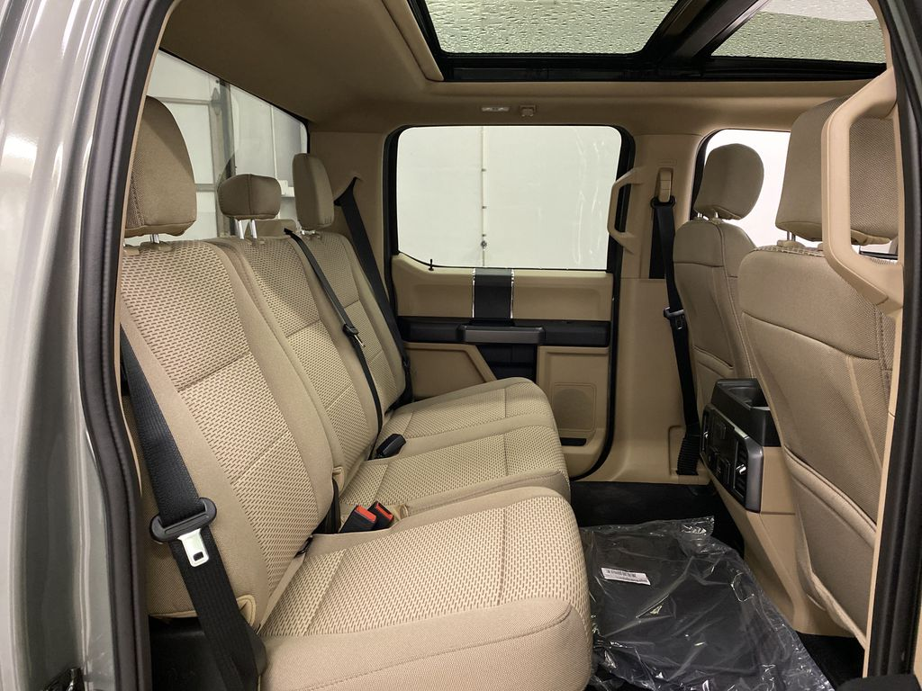 Silver[Iconic Silver Metallic] 2020 Ford Super Duty F-350 SRW Right Side Rear Seat  Photo in Dartmouth NS
