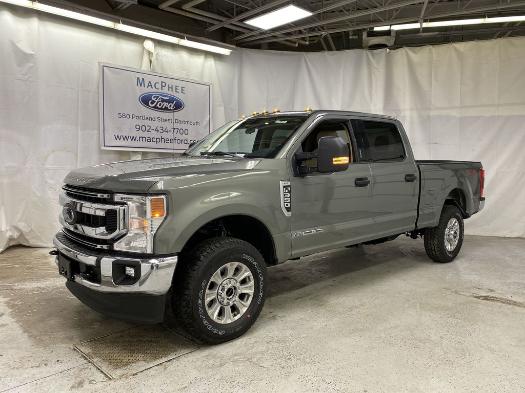 Silver[Iconic Silver Metallic] 2020 Ford Super Duty F-350 SRW