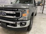 Silver[Iconic Silver Metallic] 2020 Ford Super Duty F-350 SRW Left Front Head Light / Bumper and Grill in Dartmouth NS