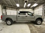 Silver[Iconic Silver Metallic] 2020 Ford Super Duty F-350 SRW Right Side Photo in Dartmouth NS
