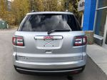 Silver[Quicksilver Metallic] 2015 GMC Acadia SLE Rear of Vehicle Photo in Canmore AB