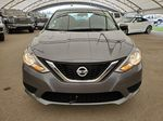 Grey 2017 Nissan Sentra Left Front Corner Photo in Airdrie AB