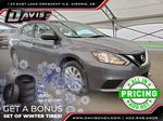 Grey 2017 Nissan Sentra Primary Listing Photo in Airdrie AB