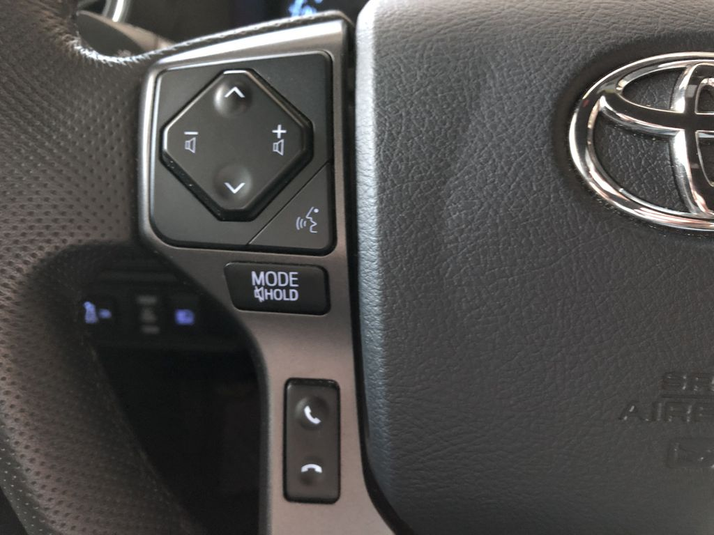 Grey 2019 Toyota Tacoma TRD Off Road Front Vehicle Photo in Edmonton AB