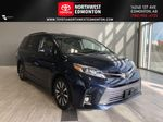 Blue 2019 Toyota Sienna Limited 7-Passenger | Extended Warranty Included Primary Listing Photo in Edmonton AB