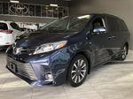 Blue 2019 Toyota Sienna Limited 7-Passenger | Toyota Certified Left Side Rear Seat  Photo in Edmonton AB