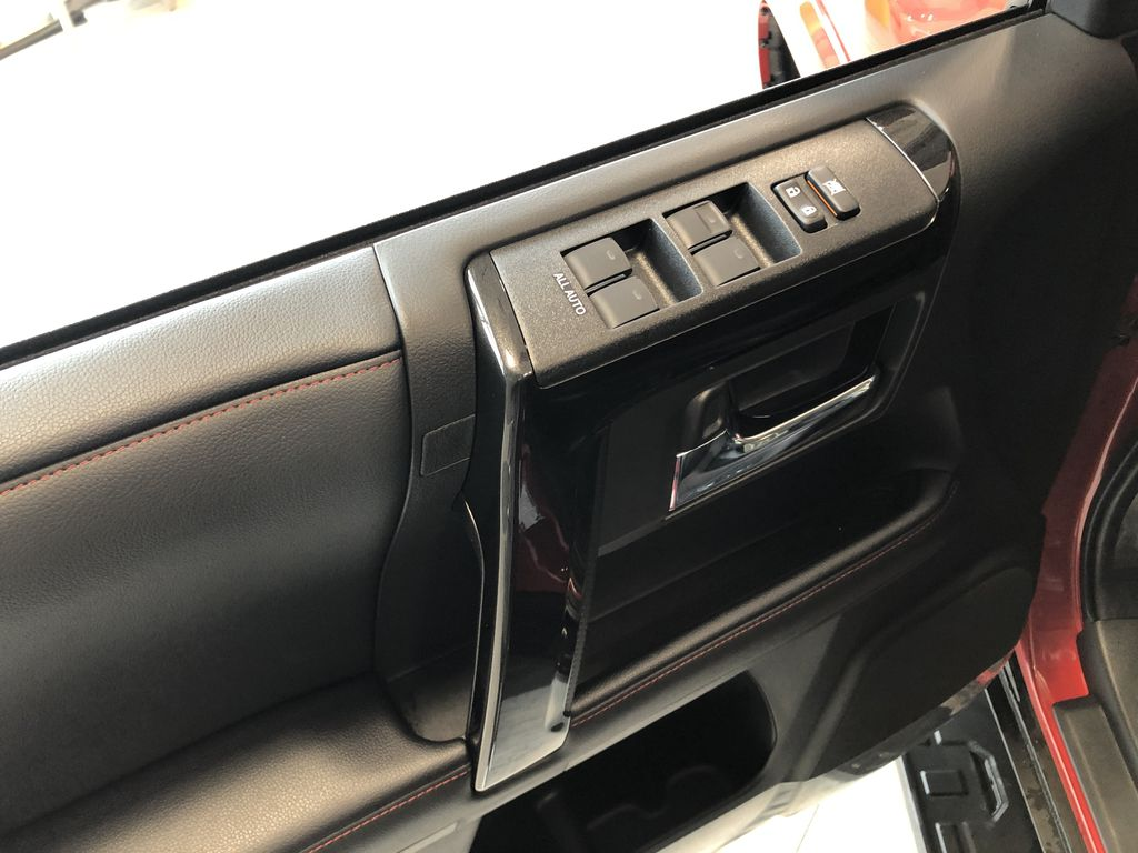 Barcelona Red Metallic 2021 Toyota 4Runner TRD Off Road Fourth Row  Seat  Photo in Edmonton AB