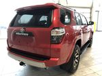 Barcelona Red Metallic 2021 Toyota 4Runner TRD Off Road Rear of Vehicle Photo in Edmonton AB
