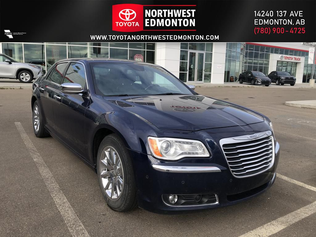 Blue 2013 Chrysler 300 300C