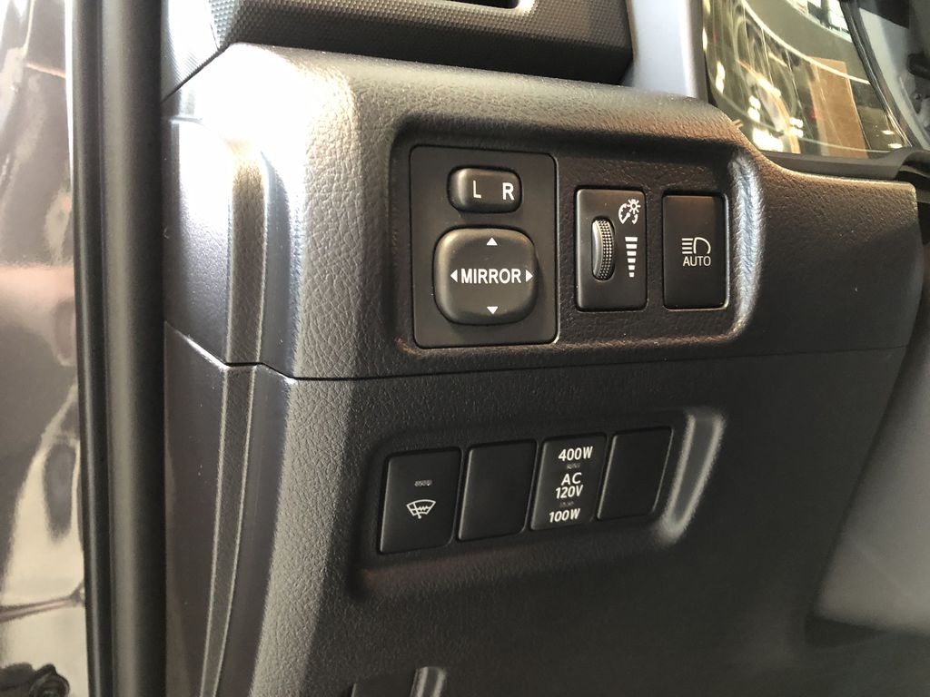 Magnetic Grey Metallic 2021 Toyota 4Runner TRD Off Road Right Side Front Seat  Photo in Edmonton AB