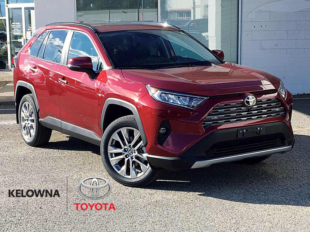 03T3 Ruby Flare Pearl 2021 Toyota RAV4 Limited AWD