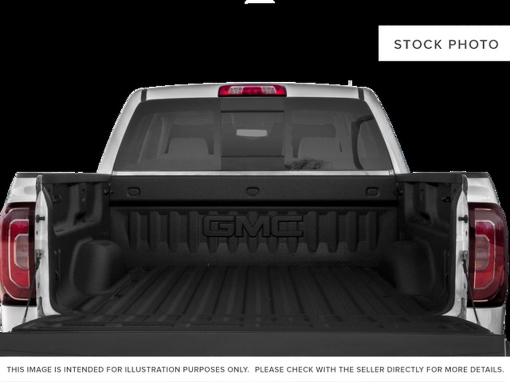 White[White Frost Tricoat] 2017 GMC Sierra 1500 Trunk / Cargo Area Photo in Fort Macleod AB