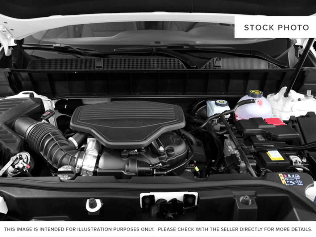 White[Summit White] 2017 GMC Acadia Engine Compartment Photo in Fort Macleod AB