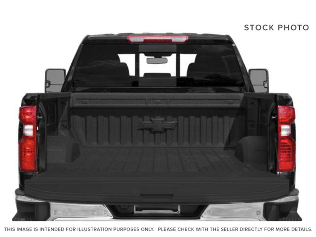 White[Iridescent Pearl Tricoat] 2020 Chevrolet Silverado 3500HD Trunk / Cargo Area Photo in Fort Macleod AB