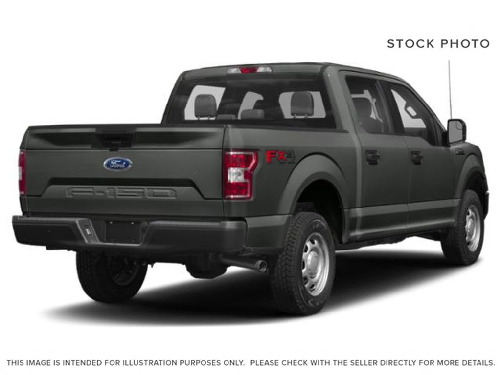 Gray[Magnetic] 2020 Ford F-150 Right Rear Corner Photo in Dartmouth NS