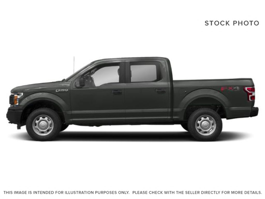 Gray[Magnetic] 2020 Ford F-150 Left Side Photo in Dartmouth NS