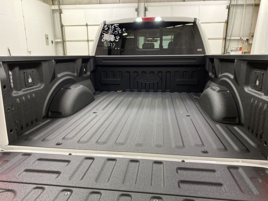 Gray[Abyss Grey] 2020 Ford F-150 Trunk / Cargo Area Photo in Dartmouth NS