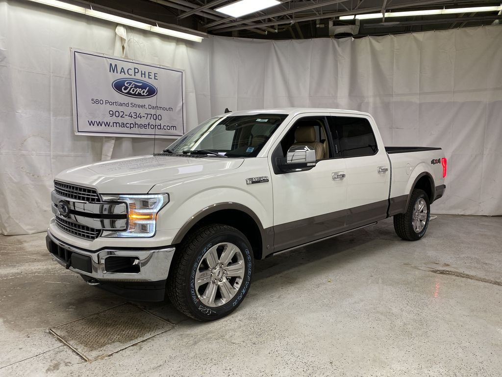Gray[Abyss Grey] 2020 Ford F-150