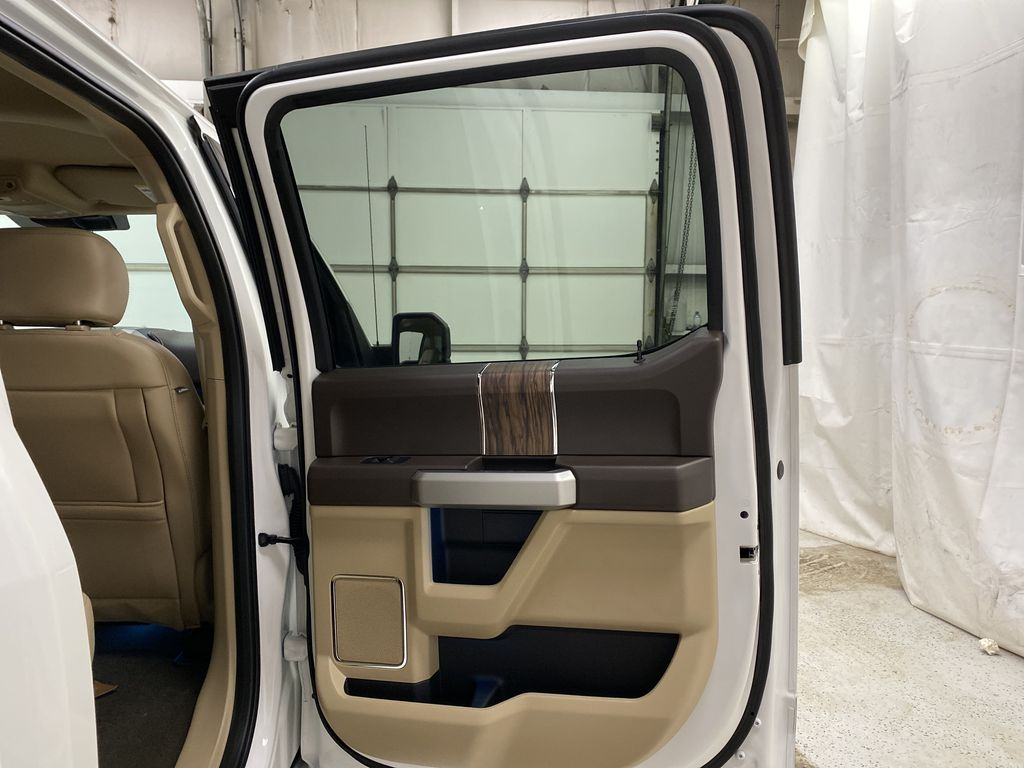 Gray[Abyss Grey] 2020 Ford F-150 Right Rear Interior Door Panel Photo in Dartmouth NS