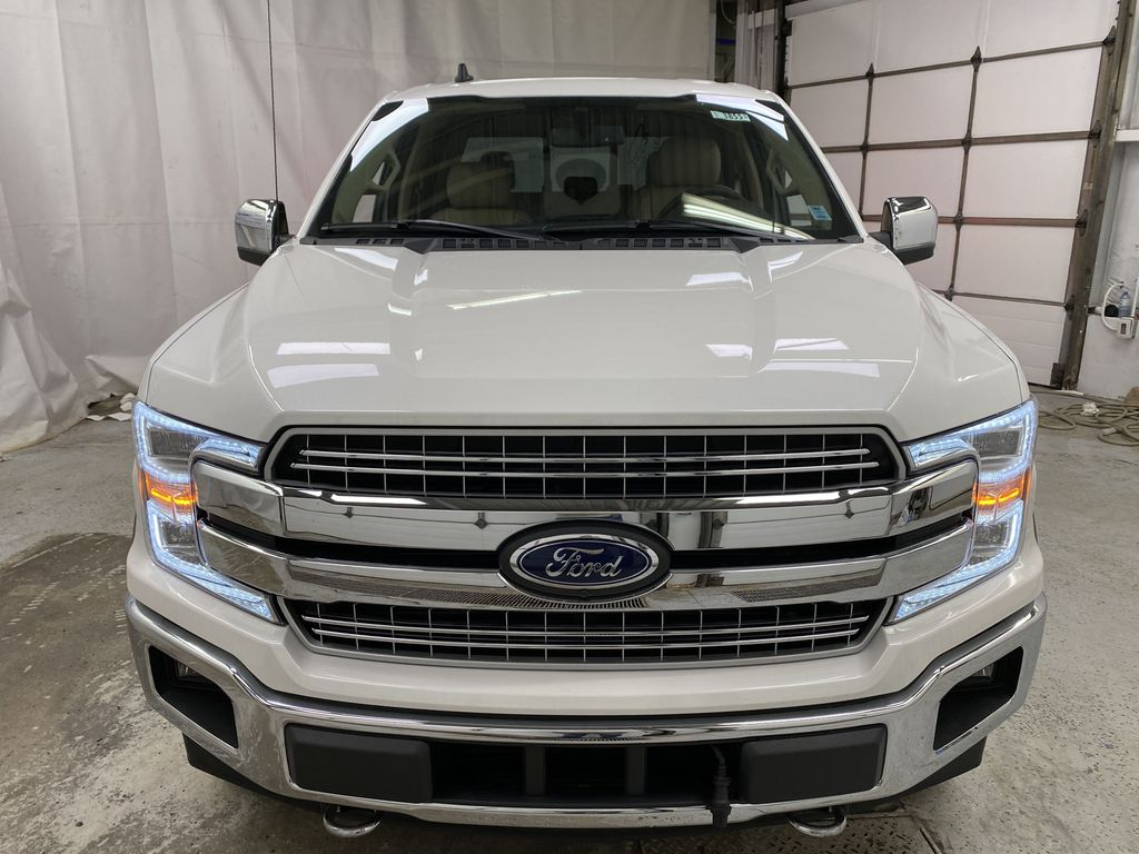 Gray[Abyss Grey] 2020 Ford F-150 Front Vehicle Photo in Dartmouth NS