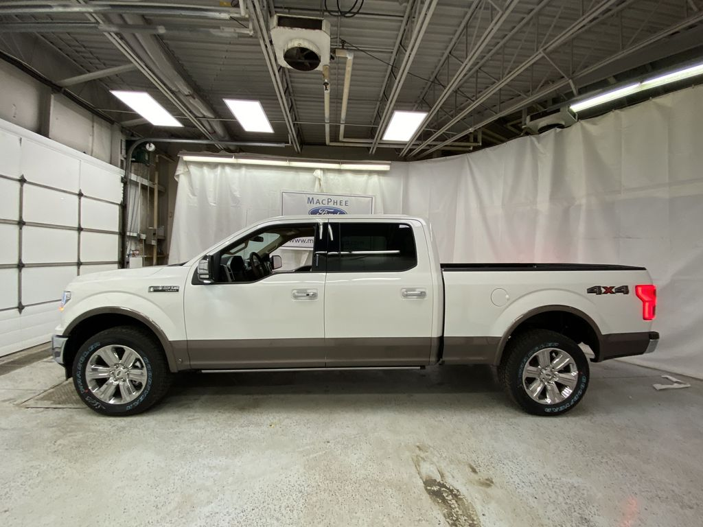 Gray[Abyss Grey] 2020 Ford F-150 Left Side Photo in Dartmouth NS