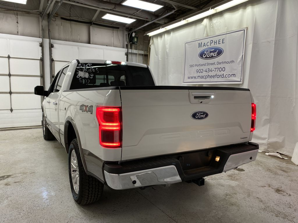 Gray[Abyss Grey] 2020 Ford F-150 Rear of Vehicle Photo in Dartmouth NS